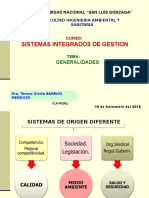 Sistema integrado de gestiom