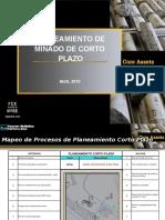 Planeamiento Minado de Corto Plazo_Abril 2010 CERRO VERDE