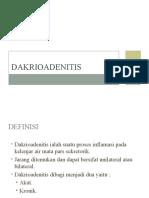 dakrioadenitis