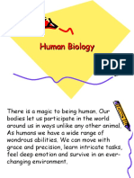 Human Biology Overview