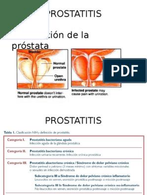 masaje de próstata para hisopo con sangrado uretral