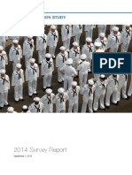 2014 Navy Retention Study Report - Final