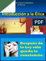 Introducción a la Ética y la Moral
