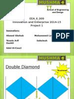 Oil spills and innovation method (Mush-Matt)