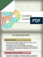 análisis contingencial