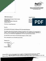 Allotment of Non Convertible Debentures [Company Update]