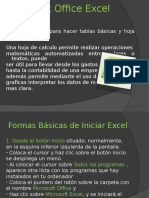 Clase Excel