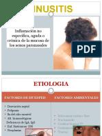SINUSITIS y complicaciones.pptx
