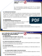 API 1104 Criterios Acept