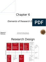 SESI 5 Element of Research Design