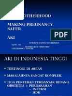 Kuliah 6 Safe Motherhood