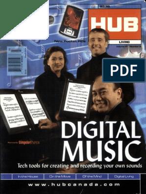2004-03 HUB-The Computer Paper - Ontario Edition | Garage