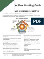 Tg15 04 Dust Awareness Controls PDF En