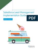 Salesforce Lead Implementation