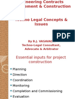 Engineering Contracts Presentation B J Vasavada.ppt