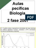 Biologia PPT - Aula Toda Enzima é uma Proteina