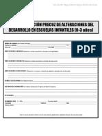 GUIA DE DETECCIÓN PRECOZ DE LEÓN