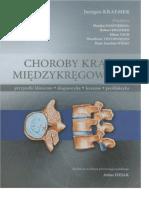 Choroby Krążka Międzykręgowego Kraemer Juergen