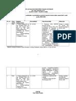 Planificarea Sedintelor Cu Parintii, Lectorate, GSIU, BT, 2010-2011