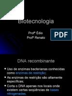 Biologia PPT - Biotecnologia