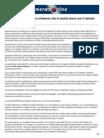 Italcementi Indagine Epidemiologica Nella Valutazione Di Impatto Ambientale Calusco