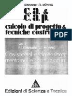 Leonhardt - Casi Speciali Di Dimensionamento Nelle Costruzioni