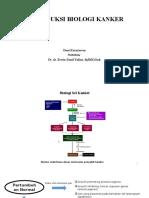Introduksi Biologi Kanker (Dr. Doni Kurniawan SpB)