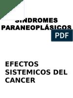 Clase 12 - Sind Paraneoplasicos