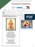 ORACIONES MILAGROSAS Y PODEROSAS_ DIVINO NIÑO JESUS, ORACION PARA PETICIONES DESESPERADAS Y URGENTES.pdf