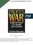 Profits of War | Ronald Thomas West
