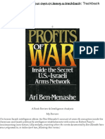 Profits of War | Ronald Thomas West