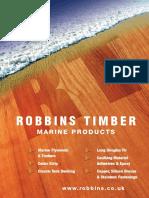 Robbins Marine Pricelist