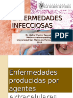 Clase 15. Enfermedades Infecciosas
