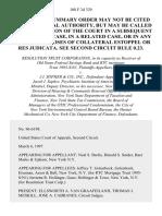 Resolution Trust Corp. v. Sopher & Co., Inc., 108 F.3d 329, 2d Cir. (1997)