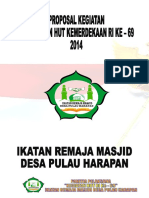 Proposal Hut Ri 69 Th 2014
