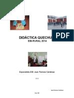 DIDACTICA QUECHUA -juan pariona.docx