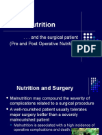 documents similar to care of the patient receiving total parenteral nutrition tpn