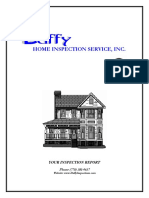 5650 Cross Gate Dr, Sandy Springs - Inspection Report