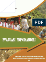 Evaluasi PNPM Mandiri