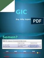 GIC Drg.billy Sujatmiko,SpKG