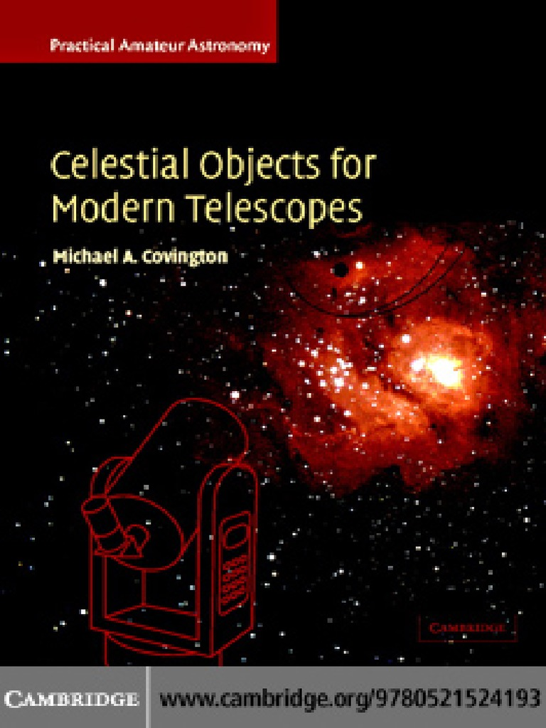 foto de Celestial Objects for Modern Telescopes 0521524199 | Amateur ...