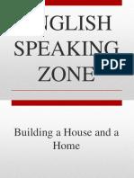 English Speaking Zone