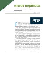 El DDT (Diclorodifeniltricloroetano), Las Dioxinas, Los PCB (Bifenilos Policlorados),