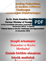 Understanding Federalism Advantages and Disadvantages