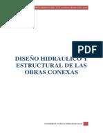 04.0. Diseño Hidraulico y Estructural de Las Obras Conexas