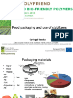 Workshop 2_Food Packaging and Use of Stabilizers