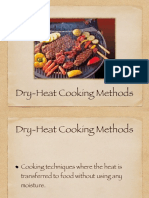 Dry-heat Cooking PDF