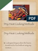 Dry-heat Cooking PDF