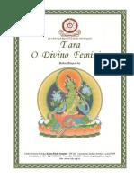 Tara o Divino Feminino - Bokar Rimpoche