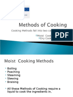 Methods of Cooking 2